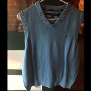 "EUC ""Tommy Hilfiger"" Men Sweater Vest"